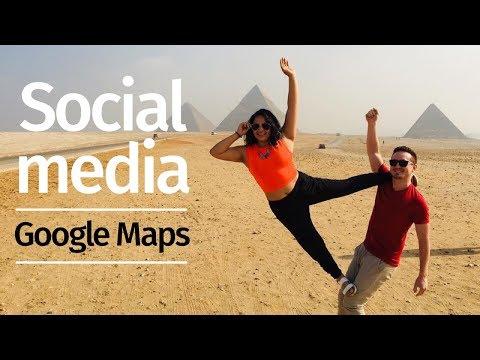Does Social Media work in Egypt? Does Google Maps work in Egypt? Facebook, Twitter, Instagram?