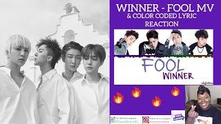 WINNER - 'FOOL' M/V & WINNER (위너) - FOOL Lyrics [Color C…