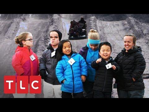 Los momentos más divertidos de Los Johnstons   Una gran familia   TLC Latinoamérica