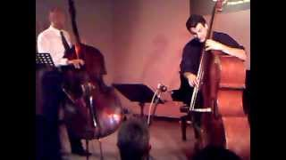"JOHN CLAYTON & JOHN PATITUCCI ""Just Squeeze Me (But Please Don"