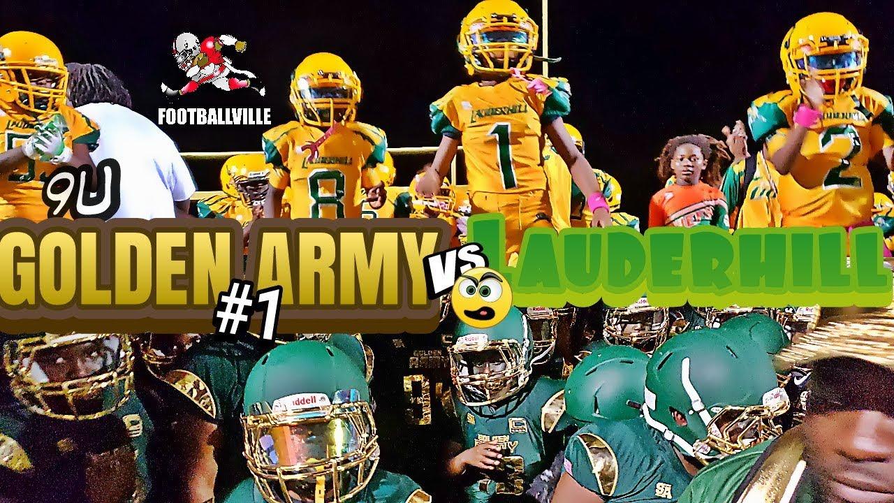 Download 9u Golden Army ( Miami Gardens Chiefs)  vs Lauderhill Lions - FYFL