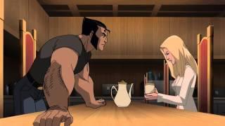 Росомаха и Люди Икс  Начало 12 серия 1 сезон 2008) HD, Мультфильмы для детей!