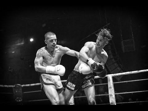 Sebas Rodríguez vs Boum Labarki  (-70kg)