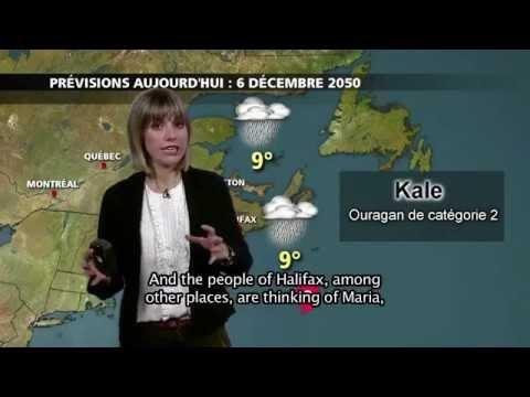 WMO Weather Report 2050 - Radio-Canada, Canada