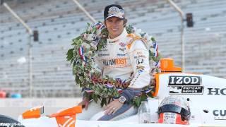 2011インディカー最終戦ラスベガス決勝レポート INDYCAR Las Vegas Race