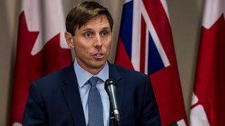 Patrick Brown removed from Ontario PC caucus