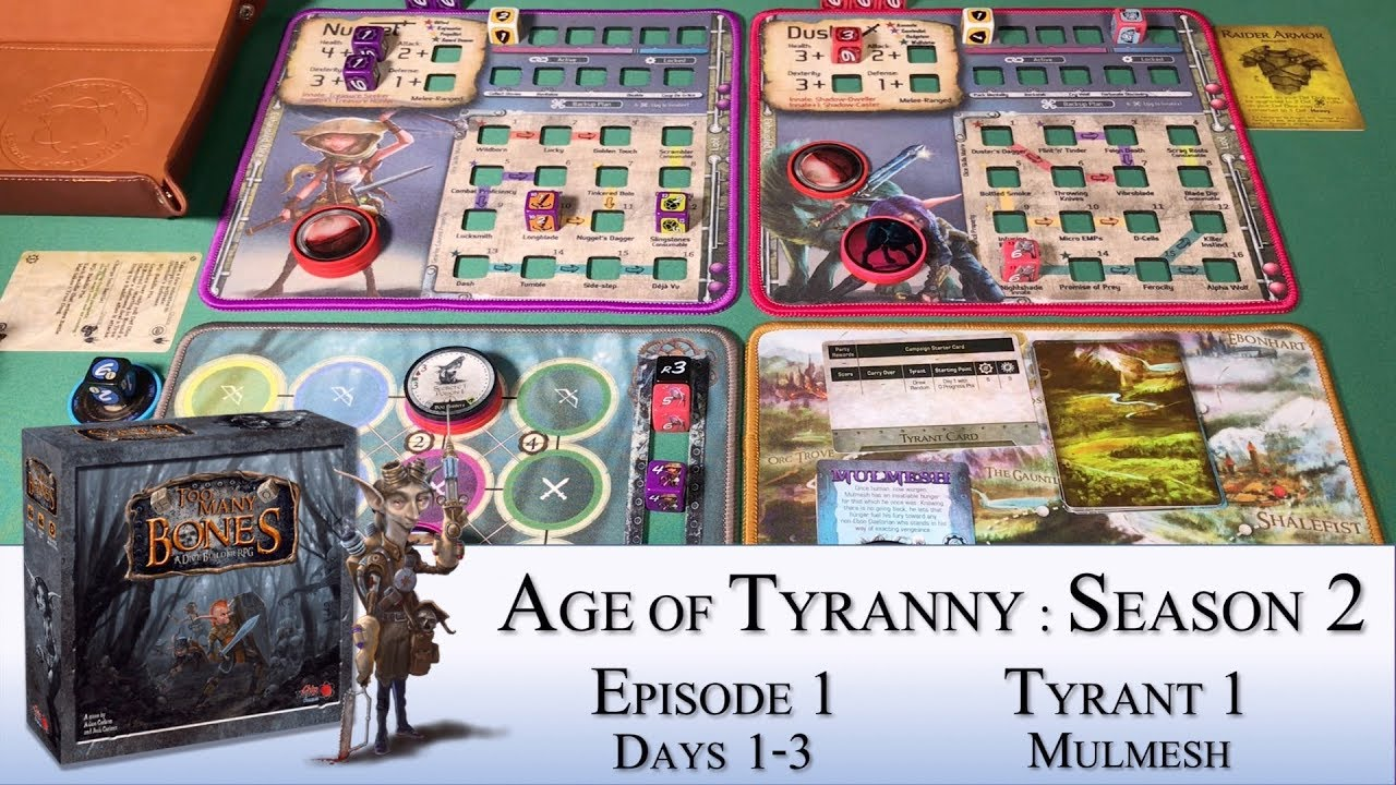 Prattski: TMB [Season 2, Episode 1] - Age of Tyranny