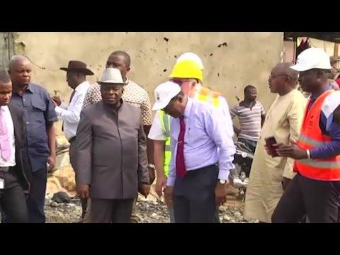 Cameroun, 258 projets pour moderniser la ville de Douala
