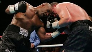 Бокс.  Майк Тайсон -  Кевин МакБрайд (комментирует Гендлин)  Mike Tyson vs Kevin McBride