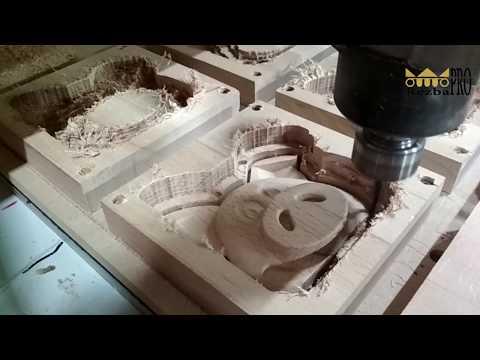 Производство резного изделия