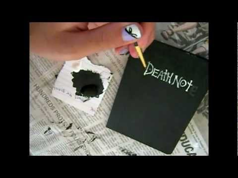 death note notebook rules pdf