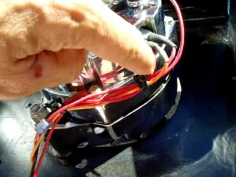 hqdefault make your own alternator external voltage regulator youtube External Voltage Regulator Wiring Diagram at readyjetset.co
