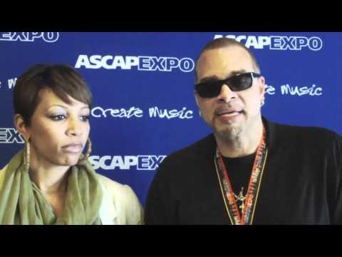 "Sinbad & Paige Bryan @ the ASCAP ""I Create Music"" EXPO, 4/29/11"
