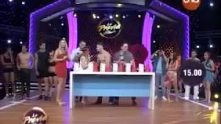 The kiss game Japanese show