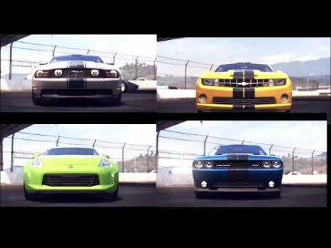 Best Starting Car in The Crew - Versus - Episode 1 - YouTube