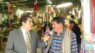 Entrevistas a consumidores del Mercado Bramadero
