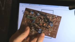 видео Стробоскоп для установки зажигания своими руками