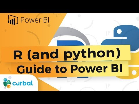 R (and python) Guide to Power BI