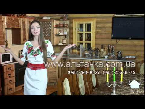 Кухня в Деревянном Доме на woodenhouse.com.ua