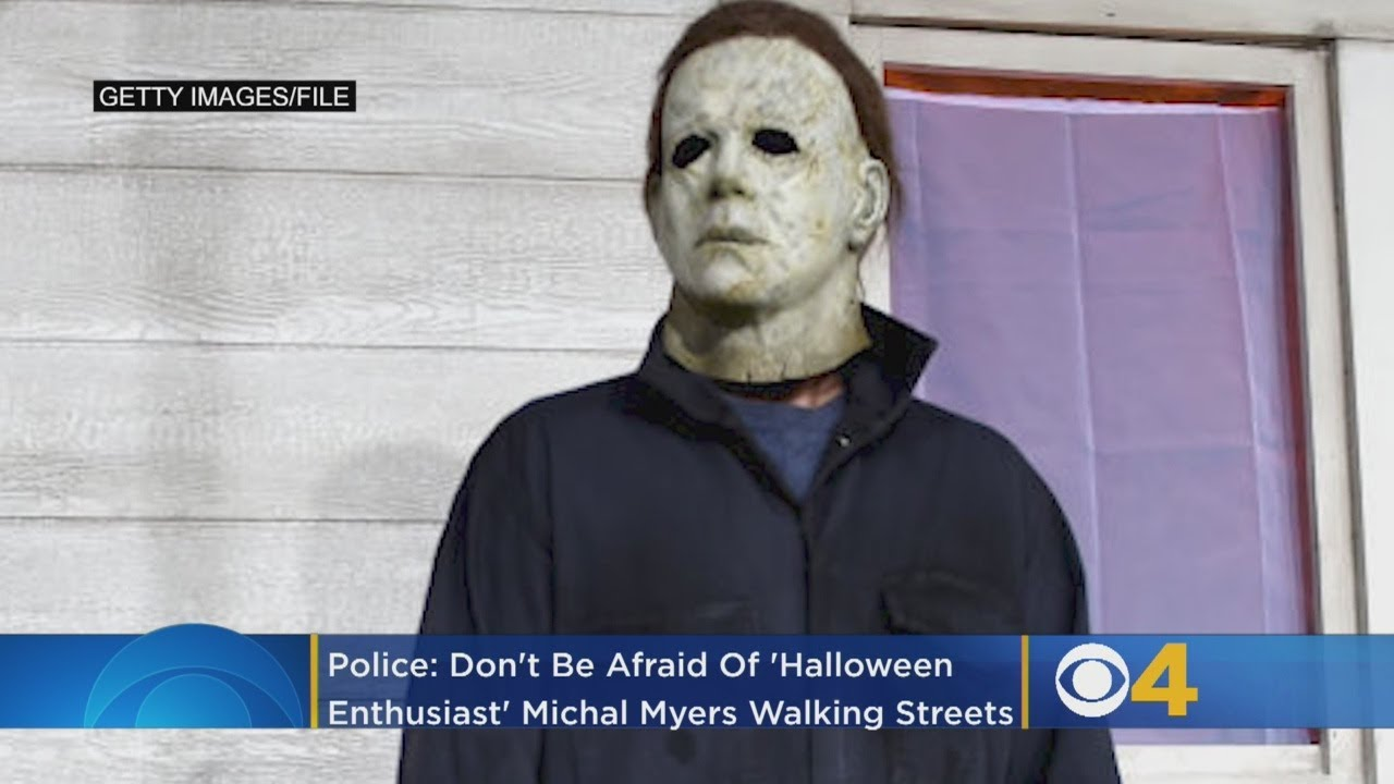Northbridge Police: Don't Be Afraid Of 'Halloween Enthusiast ...