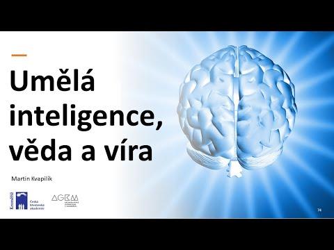 Umělá inteligence, věda a víra