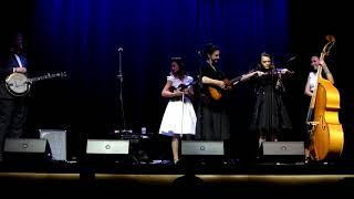 "The Burnett Sisters Band- ""Lee Highway Blues"" & ""Sally Anne"" @ The Reeves Theater"