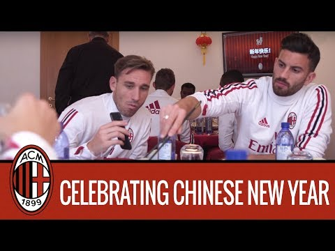 A great surprise for AC Milan players at Milanello