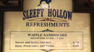 Sleepy Hollow, Magic Kingdom, Walt Disney World