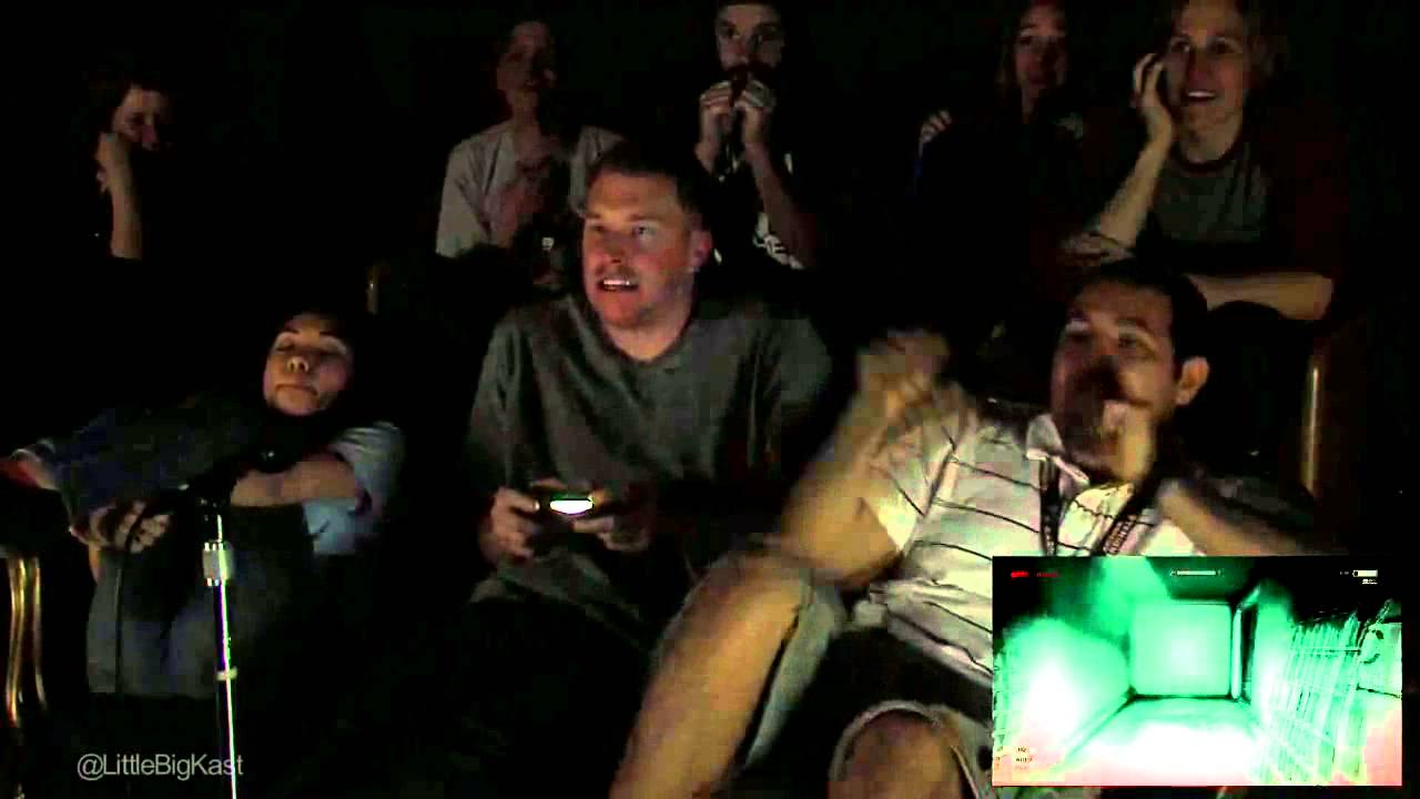 Download How scary is Outlast? LittleBigKast plays Outlast LIVE!! Highlights