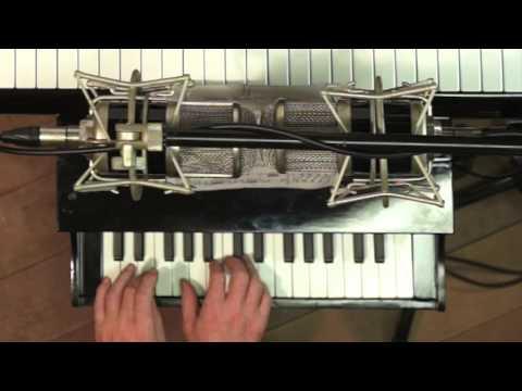 Tchaikovsky Nutcracker on Toy Piano