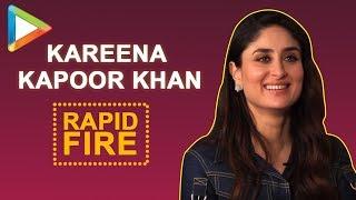 "Kareena Kapoor Khan: ""I am a huge Salman Khan fan, I adore him…"" | RAPID FIRE | Taimur | SRK"