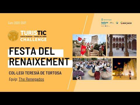 """""""Festa del Renaixement"""" - Col·legi Teresià de Tortosa"""