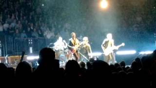 U2 The Miracle (Of Joey Ramone). The Electric Co. Lanxess Arena Cologne Köln 17-10-2015