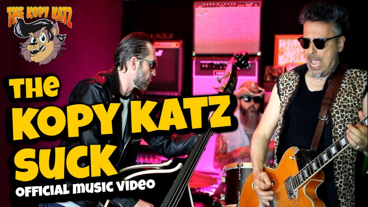 The Kopy Katz Suck official video