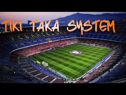 FC Barcelona ● Tiki Taka System   Teamplay Goals 2014 HD