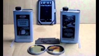 Тест инжекторной промывки Wynns ISP и Prisma ISP