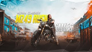 🔴 PUBG MOBILE LIVE : MOTA BHAI IS BACK IN ACTION!😁|| M249 RUSH GAMES!😍 || H¥DRA | Alpha! 😎