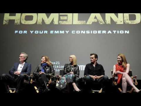 'Homeland' Emmy Awards FYC event: Claire Danes, Rupert Friend, Miranda Otto