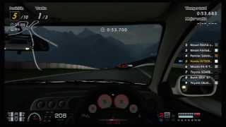 GT6 Accidente Brutal Crash On Board Gran Turismo 6 Honda Integra Type R DC5 Fail