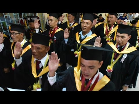 New hope for 34 student-inmates who graduate inside Bilibid