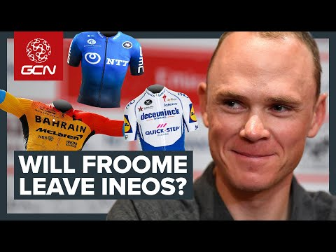 Will Chris Froome Leave Team Ineos? | GCN's Racing News Show