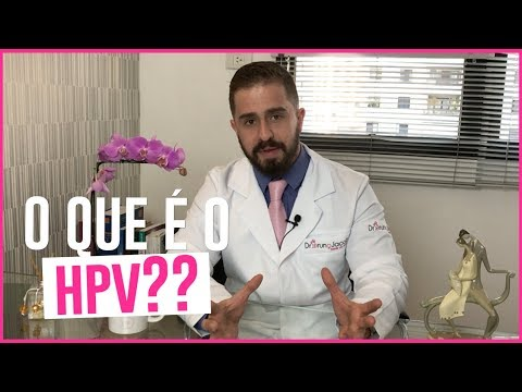 o que é o HPV?? - DR BRUNO JACOB