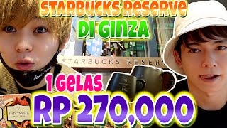 1GELAS RP270,000 STAR BUCKS DI TOKYO! TERLALU MAHAAAAL!!!