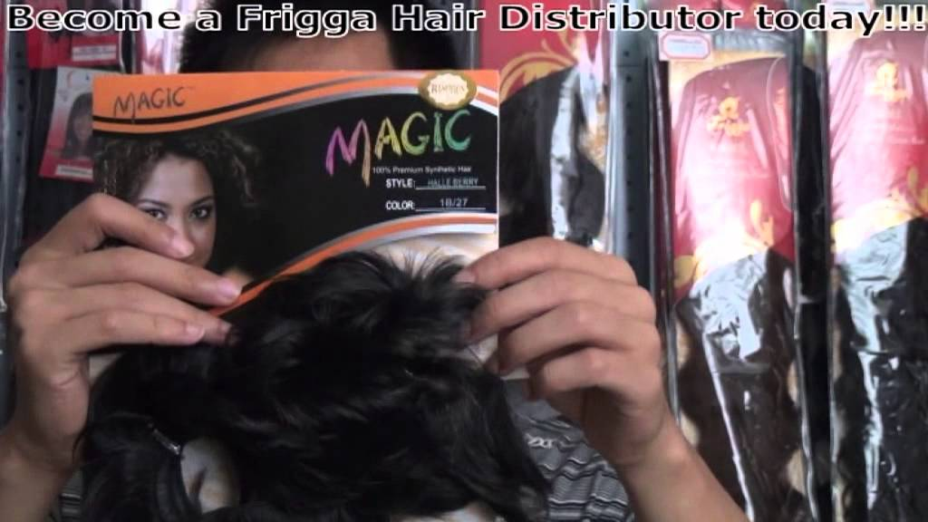 Helping My Sister Sell Synthetic Hair Magic 100 Premium Synthetic