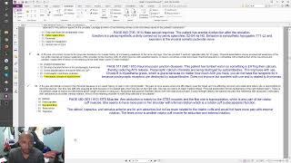 USMLE Live Stream -- NBME 23 -- Block 1 Explanations! Part 2