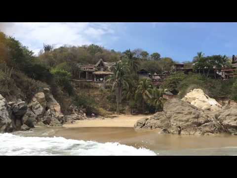 Playa Zipolite, Inaudible melodies - Jack Johnson