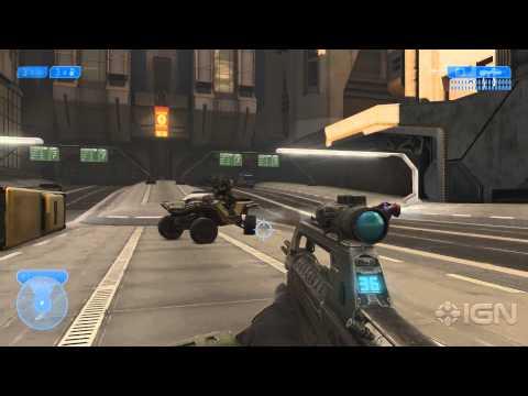 MCC: Halo 2 Legendary Walkthrough - Mission 04: Metropolis