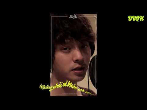 [Vietsub] Jung Joon Young -  Where Are You Making Version (drama 'W' OST part 1)