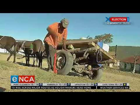 Residents Of Villages Surrounding Fort Beaufort Struggle With Water