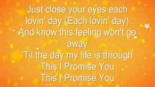 This I Promise You by N